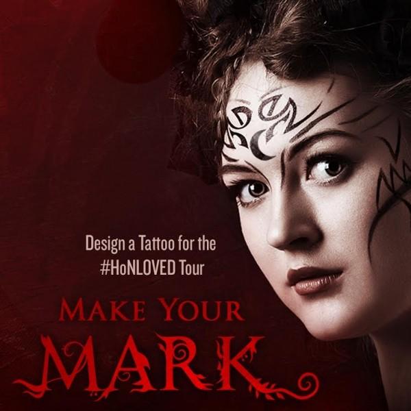 Make Your Mark Tattoo Contest