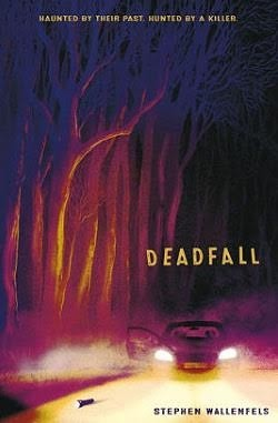 Author Chat with Stephen Wallenfels (Deadfall), Plus Giveaway!