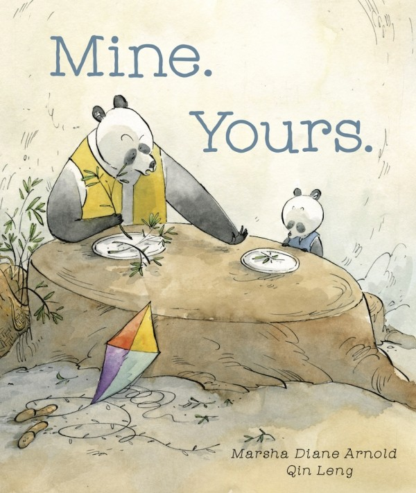 Mine.-Yours