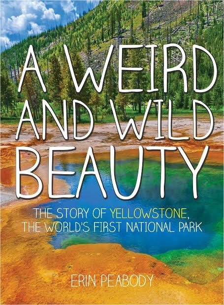 Spotlight on A Weird and Wild Beauty by Erin Peabody, Plus Giveaway!