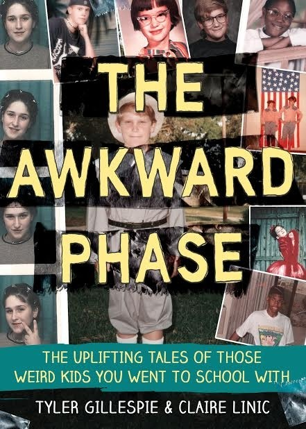 Spotlight on The Awkward Phase by Tyler Gillespie and Claire Linic, Plus Giveaway!
