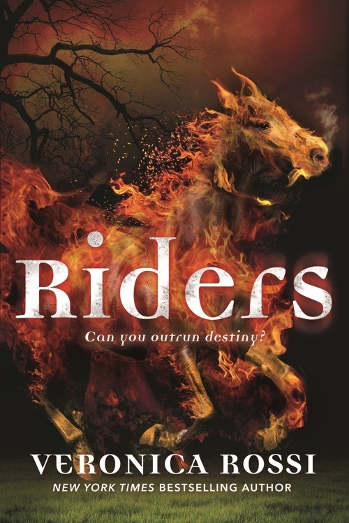 Giveaway: Riders by Veronica Rossi (US & Canada Only)