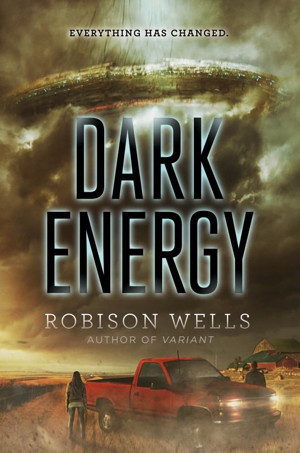 Giveaway: Dark Energy by Robison Wells (US Only)