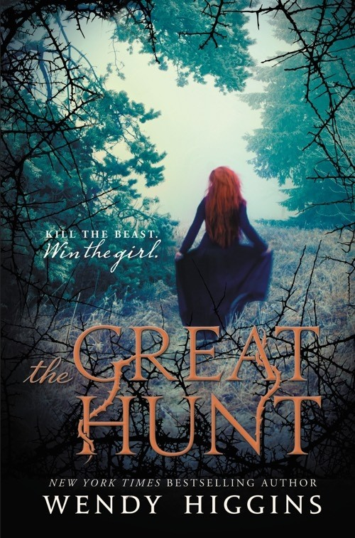 Giveaway: The Great Hunt by Wendy Higgins (US Only)