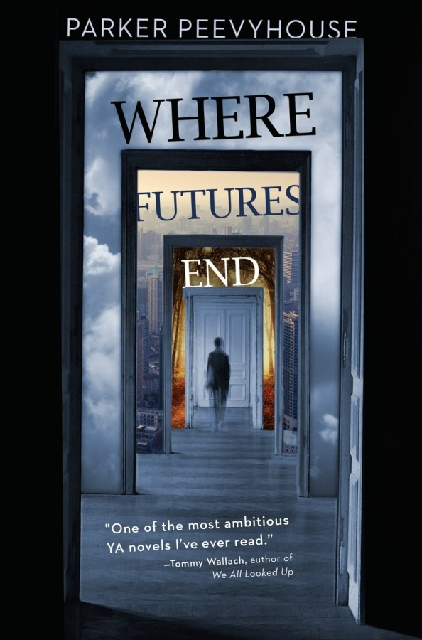 Giveaway: Where Futures End by Parker Peevyhouse (US Only)