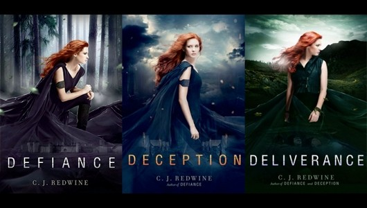 Giveaway: The Defiance Trilogy by CJ Redwine (US Only)