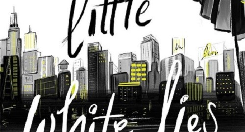 It's Live!! Cover Reveal: Little Black Dresses, Little White Lies by Laura Stampler + Giveaway (International)