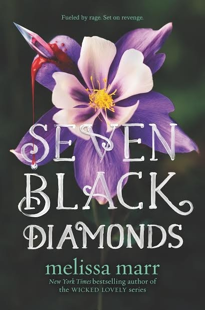 Giveaway: Seven Black Diamonds by Melissa Marr