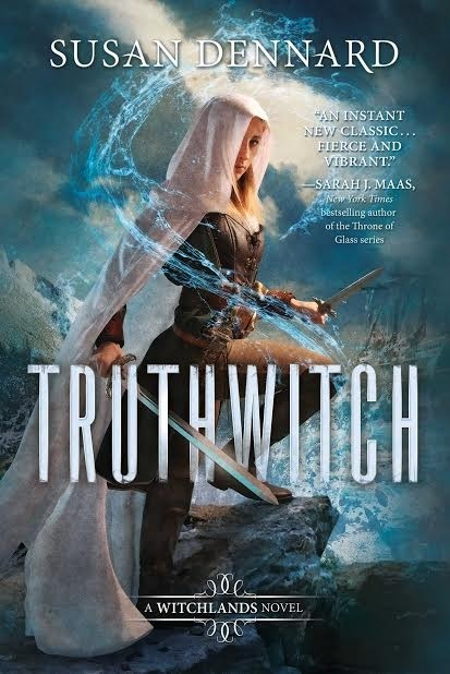 Giveaway: Truthwitch by Susan Dennard