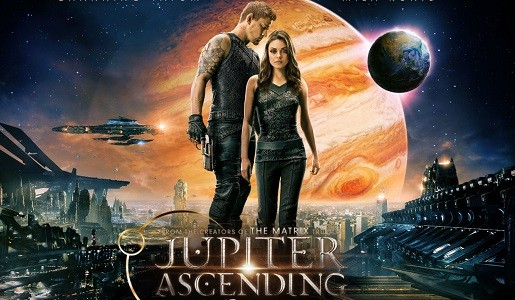 JUPITER ASCENDING - Drive Through Movie Review