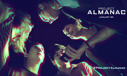 PROJECT ALMANAC - Drive Through Movie Review