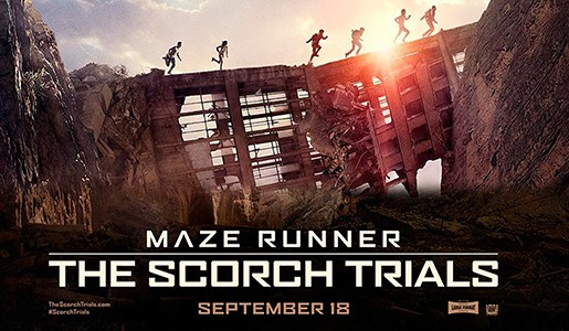 MAZE RUNNER: THE SCORCH TRIALS - Drive Through Movie Review