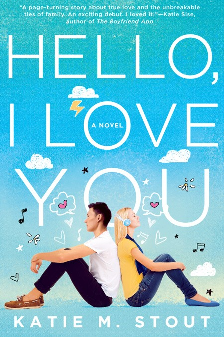 Blog Tour: Hello I Love You by Katie Stout