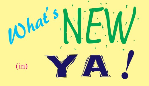 What's New in YA--August 18, 2015
