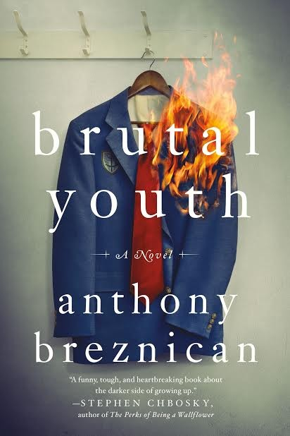 Blog Tour: Brutal Youth by Anthony Breznican