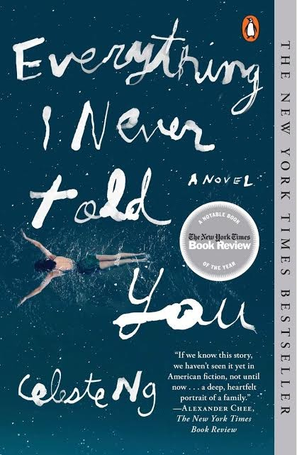 Everything I Never Told You: Author Interview and Giveaway