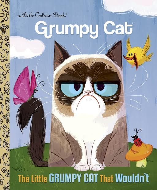 The Grumpy Little Cat That Wouldn't--Press Release