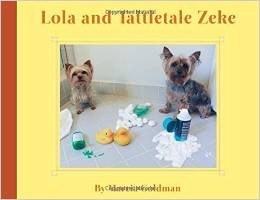 Lola and Tattletale Zeke: Author Interview and Giveaway