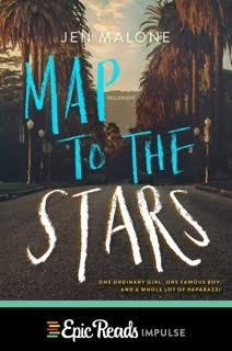 Giveaway: Map to the Stars by Jen Malone