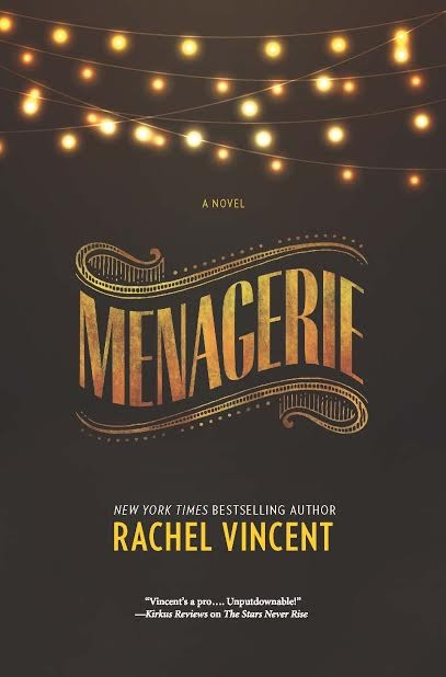 Author Chat with Rachel Vincent