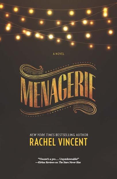 Author Chat with Rachel Vincent