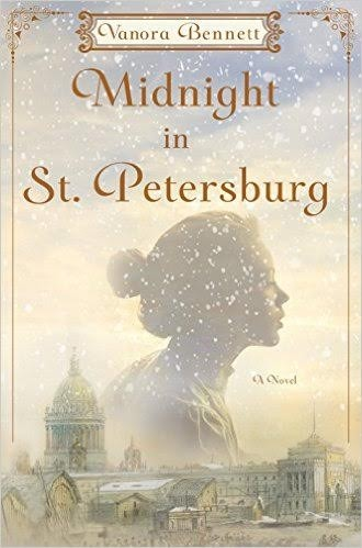 Spotlight on Midnight in St. Petersburg by Vanora Bennett, Plus Giveaway