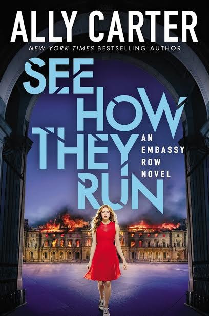 Spotlight on See How They Run by Ally Carter, Plus Giveaway!