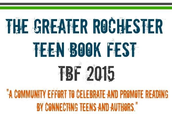 The Greater Rochester Teen Book Festival