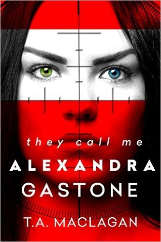 I Spy A Giveaway--T.A. Maclagan's New YA Spy Thriller