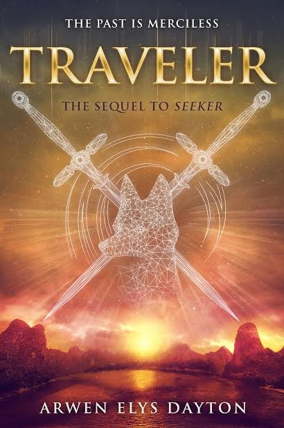 Spotlight on Traveler by Arwen Dayton, Plus Giveaway!