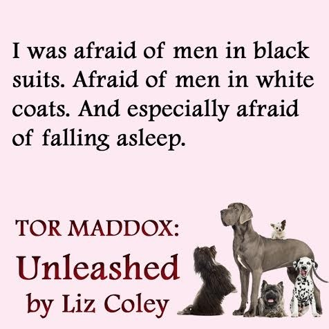 Exclusive Sneak Peek at the Tor Maddox Series by Liz Coley + Giveaway (US Only)