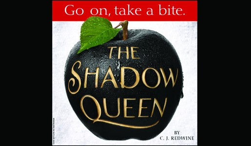 THE SHADOW QUEEN by C.J. Redwine: Map Reveal, Pre-order Campaign, & Giveaway (International)