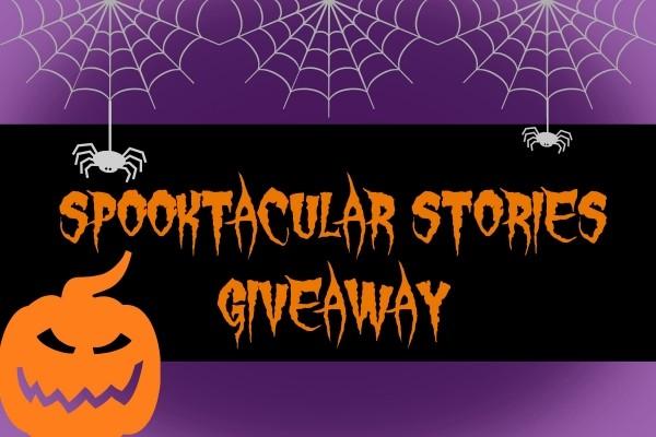 (HUGE) Spooktacular Stories Giveaway! (US only)