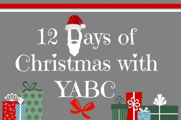 12 Days of Christmas Giveaway Extravaganza - Day 12
