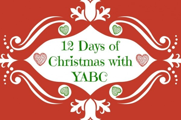 12 Days of Christmas Giveaway Extravaganza - Day 2
