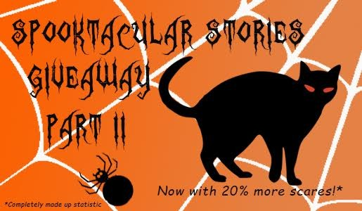 MORE Spooktacular Stories up for Grabs! (US Only)