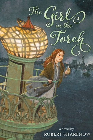 Giveaway: The Girl in the Torch by Robert Sharenow (US Only)