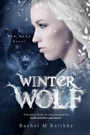 Giveaway: Winter Wolf by Rachel Raithby (International)