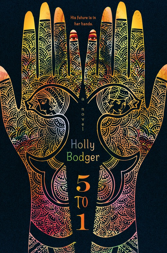 Giveaway: 5 To 1 by Holly Bodger (US & Canada Only)