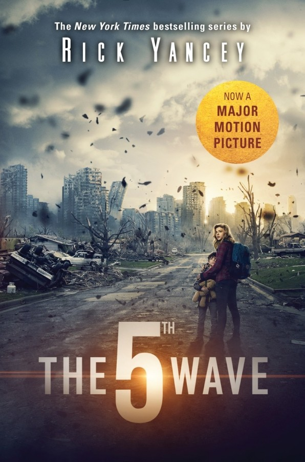 Giveaway: The 5th Wave & The Infinite Sea by Rick Yancey (US Only)