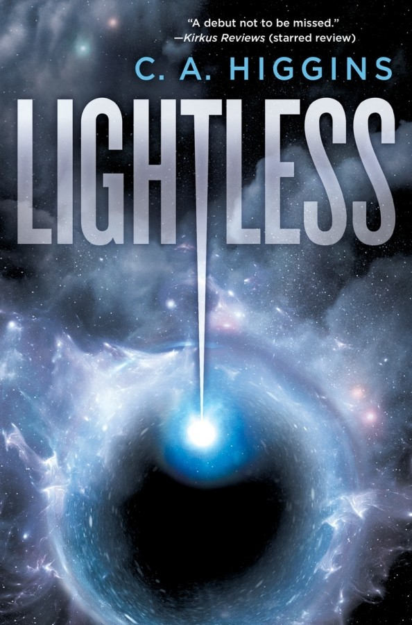 Exclusive Sneak Peek at LIGHTLESS by C.A. Higgins + Giveaway (US Only)