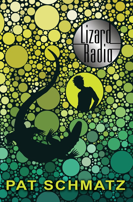Giveaway: Lizard Radio by Pat Schmatz (US Only)