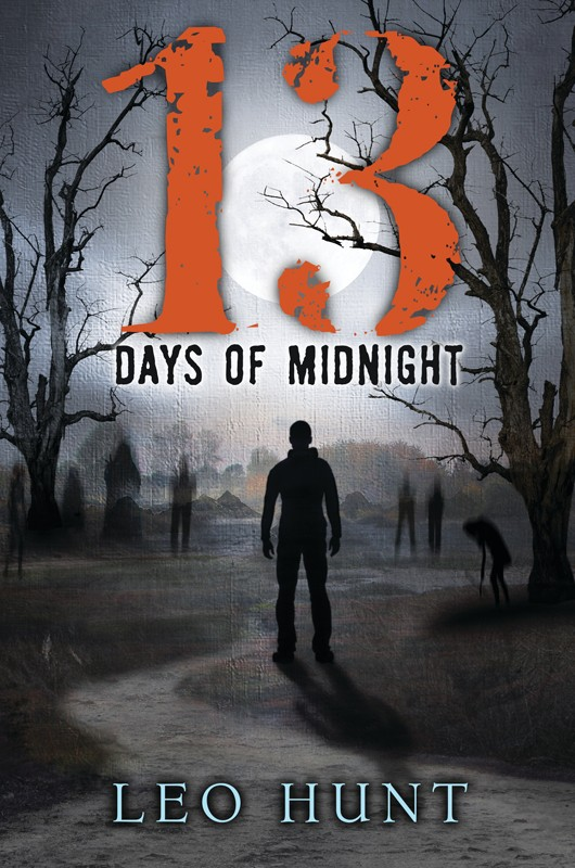 Giveaway: 13 Days of Midnight by Leo Hunt (US & Canada Only)