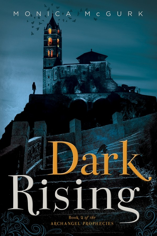 Givaway: Dark Rising by Monica McGurk (US Only)