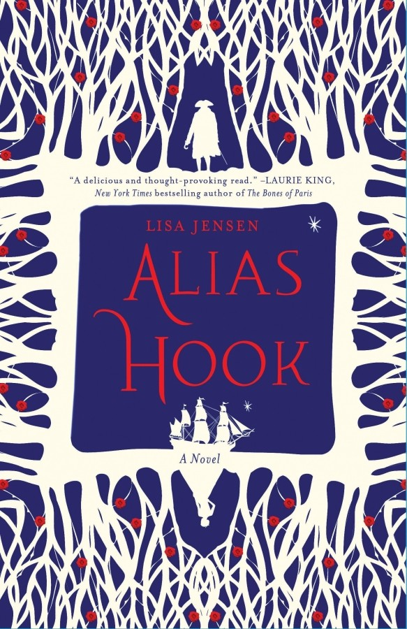 Giveaway: Alias Hook by Lisa Jensen (US & Canada Only)