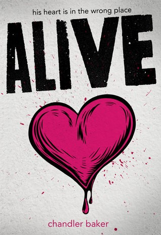 Giveaway: Alive by Chandler Baker (US Only)