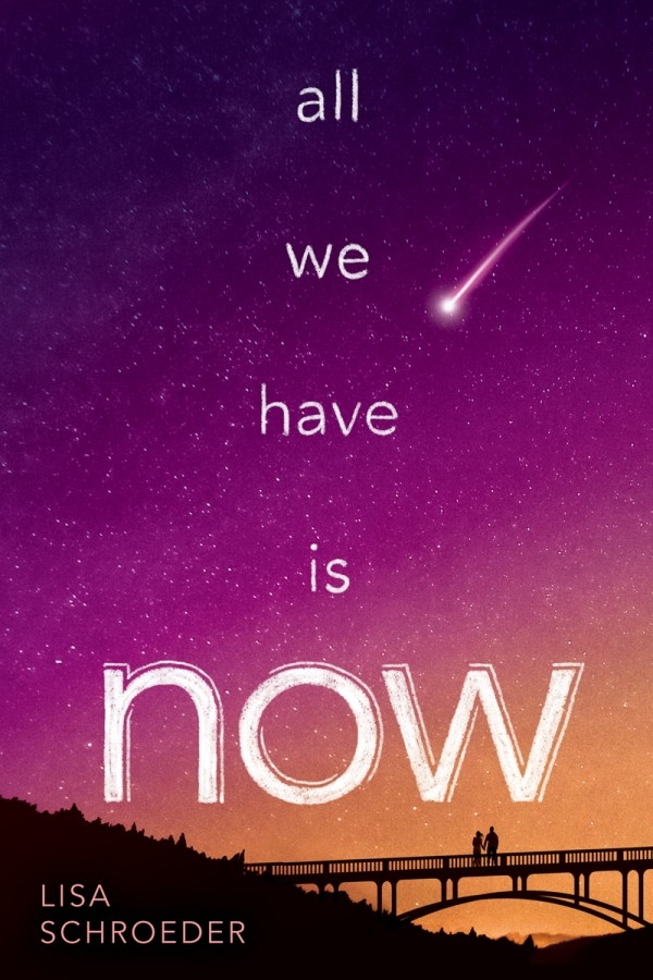 Giveaway: All We Have Is Now by Lisa Schroeder (US Only)