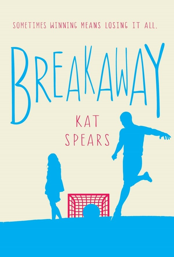 Giveaway: Breakaway by Kat Spears (US & Canada Only)