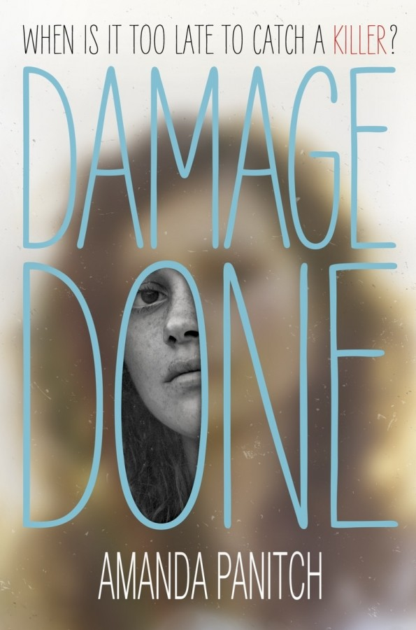 Giveaway: Damage Done by Amanda Panitch (US & Canada Only)
