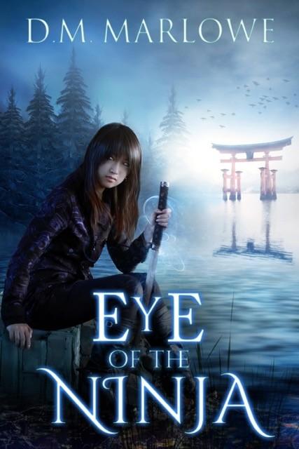 Giveaway: Eye of the Ninja by DM Marlowe (International)